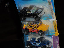 Hot Wheels 3 x Hummer  ( 10 andere Hummer optional gerne Angebot  )