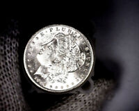 1904-o Blast White Unc Morgan Silver Dollar from a Original Roll Will Grade Out