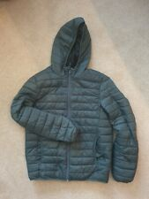 *REDUCED* Mens Green Lightweight Water Resistant Jacket Size M