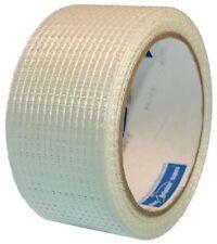 Glasfaser Klebeband 48mm x 20m Gitterband Gewebeband Fugenband Stoßkanten