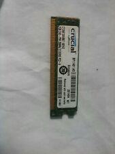 crucial ct25672av667.18fhz 2gb 240 pin 256mx72 ddr2 pc2-5
