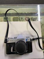 Mamiya Sekor 1000 DTL 35mm Film Camera W/ Black's 1A 55mm  Lens