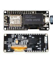 """NodeMCU WeMos WiFi Esp8266 Esp-12f Development Board 0.96"""" OLED"""