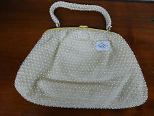 Corde Bead Vintage Purse