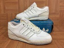 Vintage🔥 Adidas Circuit Original 1980's Tennis Shoes 10 VNTG Edberg Lendl Korea