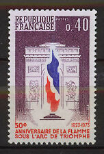 FRANCIA/FRANCE 1973 MNH SC.1386 Flame at the Arc of Triomphe