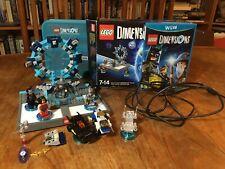 Wii U LEGO Dimensions Starter Pack + Wonder Woman + NInjago Zane