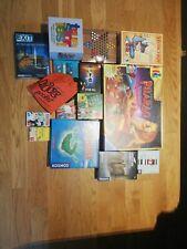 15 Brettspiele, Gesellschaftsspiele, Sammlung, Exit Game Neu Ovp