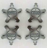 4pcs  Auto Car Wheel Center Caps Emblem Hub Cover For Audi A3 A4 A5 S4 S6 Q5