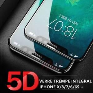 IPHONE 12 11 Professionista XR XS Max X / 6/7/8 Se Film Integrale Vetro Schermo