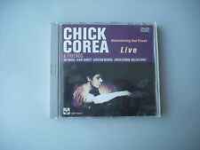 CHICK COREA & FRIENDS /  REMEMBERING BUD POWELL LIVE --  DVD JAPAN opened