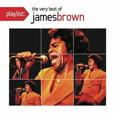 James Brown - Playlist: The Very Best of (2015)  CD  NEW/SEALED  SPEEDYPOST