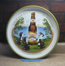 Vintage Stegmaier Advertising Beer Tray Penn Brewery 1959