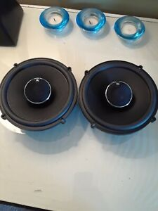 "Infinity Kappa 6.5"" Coaxial speakers"