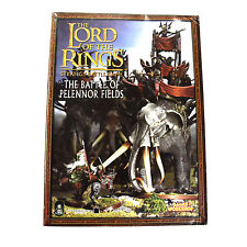 LOTR The Battle of Pelennor Fields Rulebook Sourcebook Strategy Battle Game Book