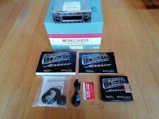 for Porsche 911 912 SWB Becker Mexico Retro BE 7948 Like NEW + Becker CD NEW