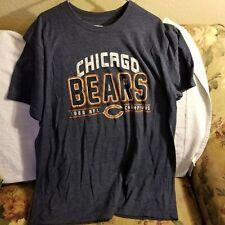 CHICAGO BEARS SHIRT - XL - CHAMPS - TEAM NFL