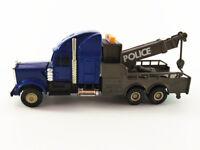 Peterbilt Tow Truck Wrecker Diecast Car Model Toy 1:43 15cm