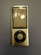 Apple iPod nano 5th Generation Silver (8GB) Bundle with Cord and Headphones