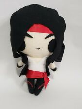 Mortal Kombat Liu Kang Inspired Plush Chibi Kawaii Cute