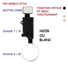 Bouton home Fonction retour accueil Iphone 7 / 7 plus 8  8 plus (sans bluetooth)