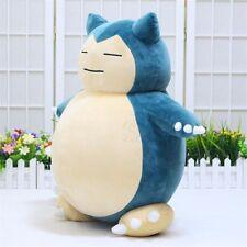30cm Toy Snorlax Plush Anime Rare Soft Stuffed Animal Doll peluche handmade gift