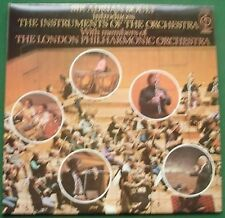 Sir Adrian Boult Instruments of the Orchestra LP