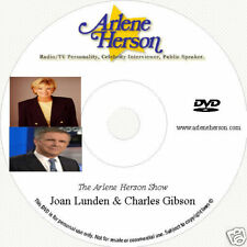 Joan Lunden & Charles Gibson Interview  (30 Min)  DVD