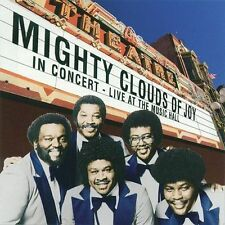 In Concert - Live at the Music Hall by Mighty Clouds of Joy