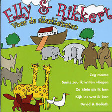 ELLY & RIKKERT - VOOR DE ALLERKLEINSTEN * USED - VERY GOOD CD