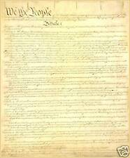 The Constitution Of The United States In Original Form