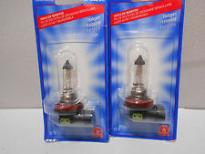 Lot of 2 Headlight Bulb Wagner  BP1255/H11 12v High/Low Beam/ Fog Halogen 55watt