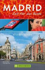 Madrid – Zeit für das Beste von Franz Marc Frei und Susanne Asal (2018, Taschenbuch)