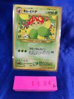 Rare Pokemon Gym Challenge 2012 Summer Bellossom Exeggutor Card Sleeves 60 pcs