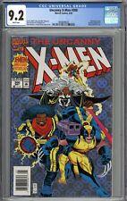 Uncanny X-Men #300 CGC 9.2 NM- RARE Newsstand Variant Anniversary Issue WHITE