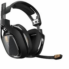 ASTRO Gaming A40 TR Gaming Headset - Black - Xbox One, PS4, PC