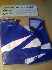 NEW 2001 YAMAHA R1 'LTD' TANK BRA Blue & White SECOND LOOK SPORTBIKE MADE IN USA