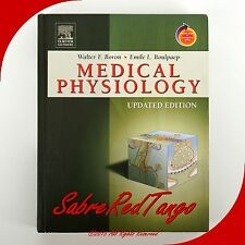 MEDICAL PHYSIOLOGY UPDATED EDITION BY BOULPAEP AND BORON PUB ELSEVIER SAUNDERS