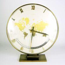 Kienzle Automatic Tischuhr / Weltzeituhr Worldtimer Table Clock RARE