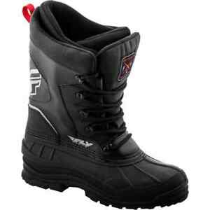 Fly Racing Aurora Mens Skiing Snowboarding Winter Sports Snowmobile Boots