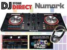 Numark Mixtrack Pro 3-Controlador Dj Usb 2 Canales + Auriculares Serato + Gratis