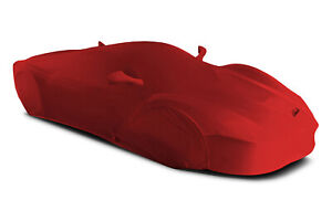 Premium Custom Tailored Satin Stretch Car Cover for Ferrari 328 - Made to Order