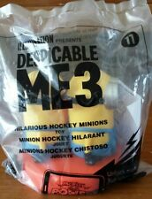 McDonalds Despicable Me 3 Hilarious Hockey Minions Toy Number 11 From 2017