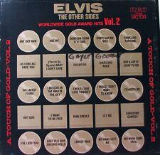 ELVIS PRESLEY The Other Sides Worldwide 50 Gold Award Hits Vol. 2 - 4 LP Box set