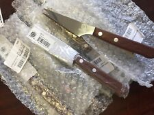 Lot of 6 American Metalcraft - Bk74 - 7 1/4 in Bar Knife