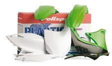 Polisport White Plastic Kit For Kawasaki KX 85 100 14-16 90633 64-90633 993445