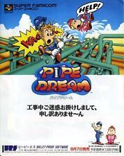 Minky Momo Aguri Suzuki F-1 Pipe Dream SFC FC 1992 GAME MAGAZINE PROMO CLIPPING