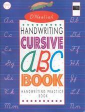 D'Nealian Handwriting Cursive ABC Book 2-4