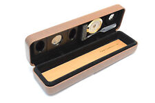 Csonka Cigar Pocket Case Travel Humidor / Ceder / Accessories / GSPTA-TAN
