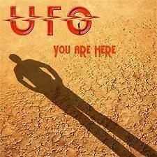 UFO - You Are Here (NEW 2 VINYL LP+CD)